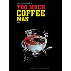 TOO MUCH COFFEE MAN TOMO